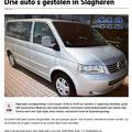 2018 06 05 3 autos gestolen in Slagharen DE TOREN