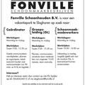 2018 02 21 Vacatures Schoonmaakbedrijf Fonville.