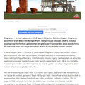 2018 05 18 Attractiepark Slagharen maakt komst 'Black Hill Ranger Path' bekend. PRETWERK.