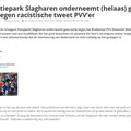 2018 06 22 AS onderneemt geen actie tegen racistische tweet PVV'er.