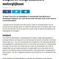2018 16 06 Slagharen weegt bezoekers waterglijbaan