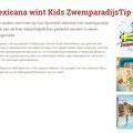 2018 07 03 Aqua Mexicana wint Kids ZwemparadijsTip 2018.