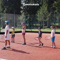 Kinder Tenniskurs