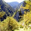 gorges de la Frau Aude/Ariège)