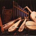 Quercorb -Museum von Puivert (Aude), das Instrumentarium