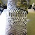 参考価格 28000- ダイヤモンドパイソン/ロングウォレット/オーダー品