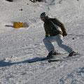 Thorsten auf Ski