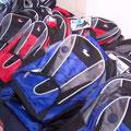 Rucksäcke und Schulmaterial für Kinder