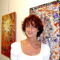 Paola Bernabini art director Studio Art gallery
