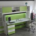Мебель-трансформер: стол-кровать StudyBed-Table Premium