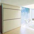 двухъярусная шкаф-кровать трансформер