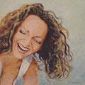 Maya Boog T1, 2014, Acryl auf Leinwand, 60 x 60 cm