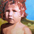 M, 2006, Acryl auf Leinwand, 115 x 90 cm