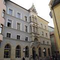 Stuck- und Außenputzarbeiten Hofbräuhaus Regensburg