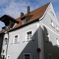 Historische Komplettsanierung eines Wohnhauses in der Lederergasse in Regensburg