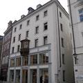 Komplettsanierung eines Wohn- und Geschäftshauses in Regensburg