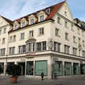Komplettsanierung des ehemaligen Rotdauscher Gebäude in Regensburg (heute Zara)