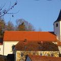 Sanierung Kirche Donaustauf