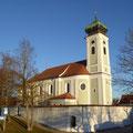 Sanierung Innen und Außen Kirche in Regensburg