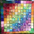 Tula Pink City Sampler 100 modern blocks. Meiner heißt: Zehn Tage und keine Minute länger!