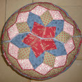 Meditation Cushion back side