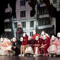 """""""Chowanschtschina"""" - als """"Kuska"""" / """"Streschnew"""" mit dem Opernchor - 2011 Dessau - Foto: *1"""