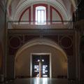 Interior_Coro y acceso principal_Después de la intervención