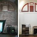 Interior del Convento de Trinitarios_Antes y después de la intervención