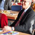 Bernhard Böhm, Stellvertretender Vorsitzender der Prostata SHG Neuhof