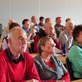 Teilnehmer am 2. Gesundheitstag in Niederkalbach