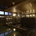 ホテルの大浴場