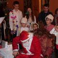 Българският Дядо Коледа в Посолството