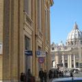 Нашето училище до Ватикана