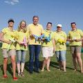 Auch der Oberbürgermeister fand unsere Ballontiere toll.
