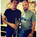 NIVA your sound! recording studio Trento - Stefano Pisetta e Marco Brioschi