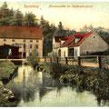 Marienmühle, alte Ansichtskarte 2