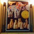 大英博物館展のポスター1。神戸市立博物館にて開催中。