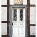 """N° 0057 A  """"Alte Tür in Ahlen / NRW"""""""