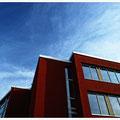 """N° 0059 A """"Eckhaus (Schule) in Hamm / NRW"""""""