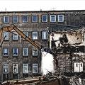 """N° 0053 A  """"Abriss der Kaufhalle in Hamm"""""""