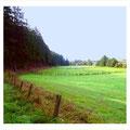"""N° 0010 LS   """"Weite Landschaft im Sauerland"""""""