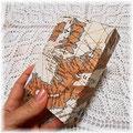 古地図のブック型カルトナージュ_背面