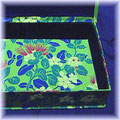 ♯01_Hawaiian Flower Square box