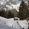Winter im Lammertal