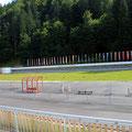 Chiemgau Arena im Sommer