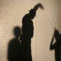 Wer hat Angst vorm Schwarzen Mann? Schattenspiele