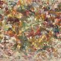 """""""Rätsel der Singularität"""", Öl auf Leinwand, 24 x 30 cm, 2017"""