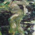 """""""Metamorphose 1. Die Sommerschatten"""". Öl auf Leinwand, 100 × 70 cm, 2010"""