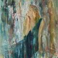 """Frühlingsmelodie"". Öl auf Leinwand 90 × 70 cm, 2008"