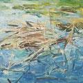 """""""Die Fliege"""". Öl auf Leinwand, 29 × 42 cm, 2009"""